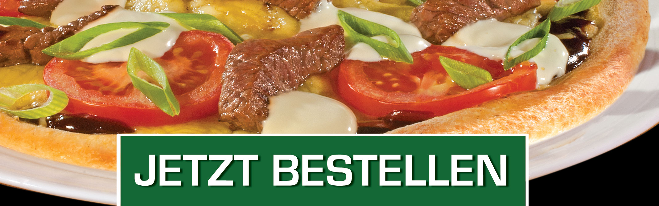 Bestelle Pizza Online